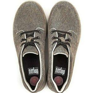 FITFLOP peppleprint sport pop lace up sneaker